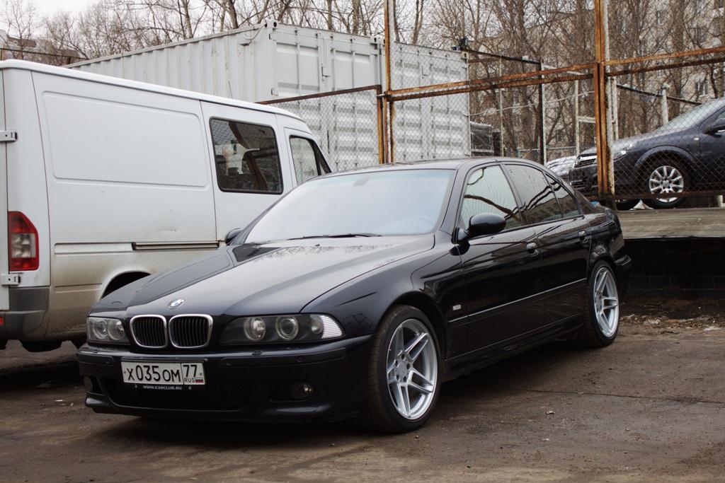 BMW 5 серия iv e39 520i запчасти